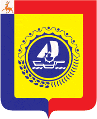 герб города Бора