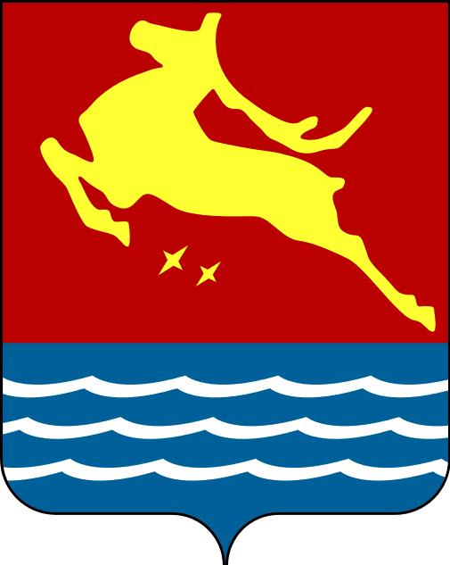 герб города Магадана
