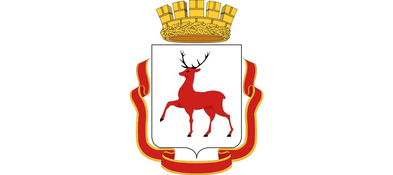 герб города Нижнего Новгорода