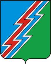 герб города Усть-Илимска