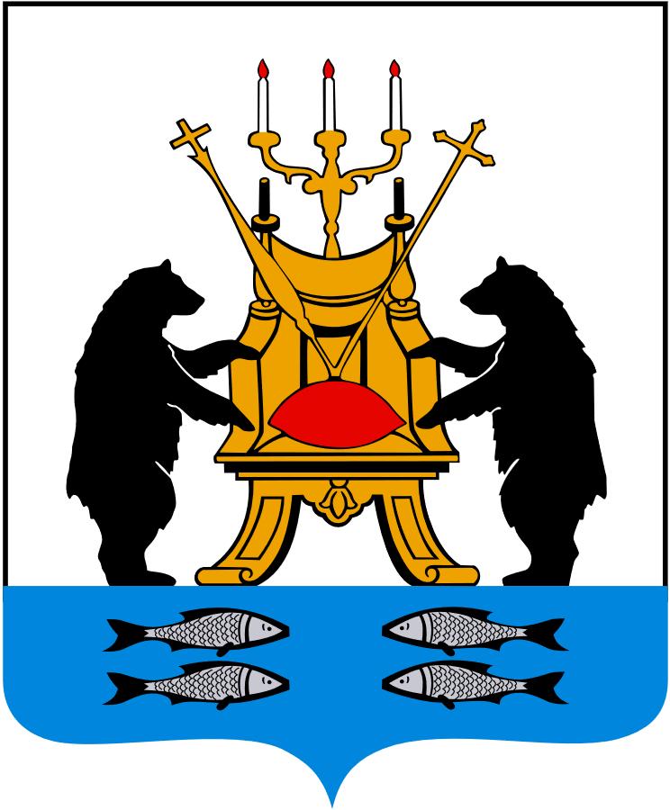 герб города Великого Новгорода